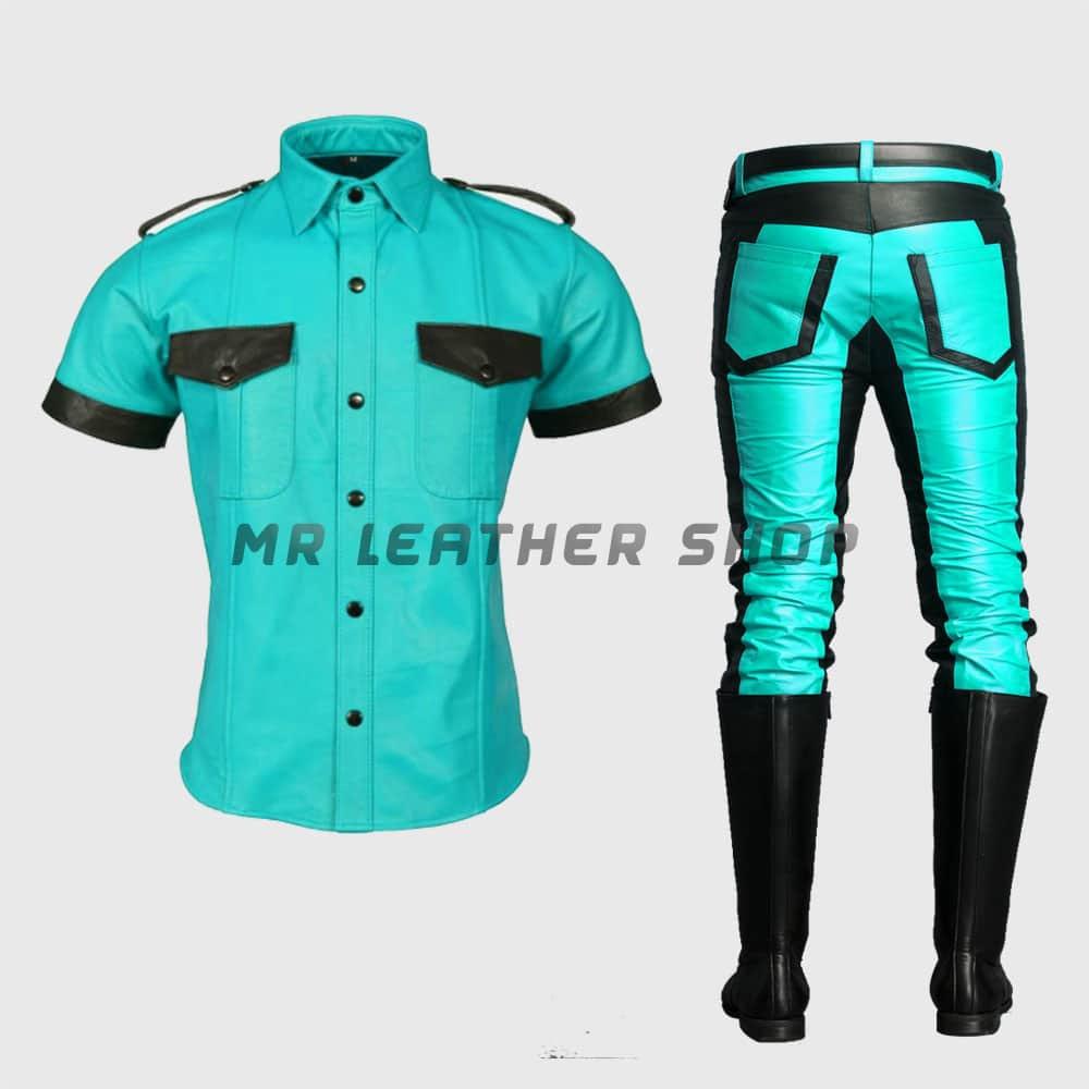 breeches leather uniform 02