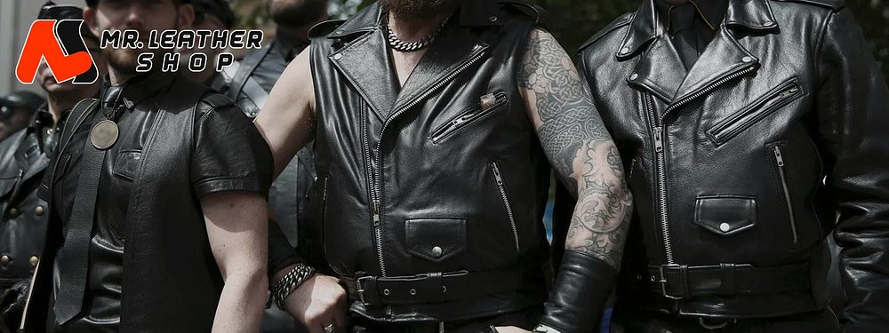 Mr. Leather Shop Custom Leather Shirts