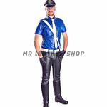 mens leather uniform