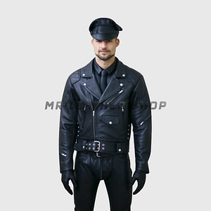 Mens Leather Gear