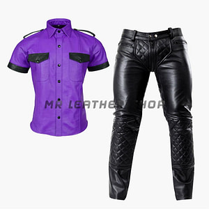 gay leather gear