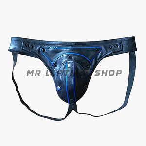 leather underwear for men