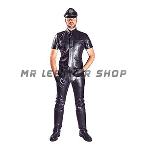 Gay Leather Outfit