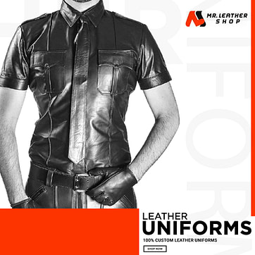leather uniforms
